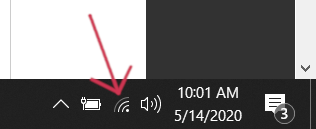 Windows 10 Wifi Connection