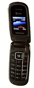 Samsung SGH-A107 Review