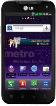 LG Connect from MetroPCS