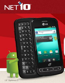 NET10 LG Optimus Q Review