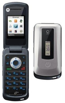 A picture of the Motorola W408g from Net10