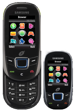 Straight Talk Samsung SGH-T340G Review