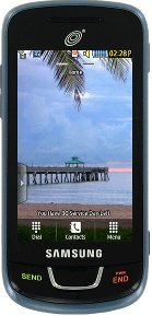 Straight Talk Samsung SGH-T528G Review