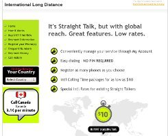 Straight Talk International Review