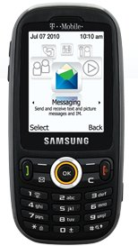 Samsung t369 Prepaid Cell Phone Review