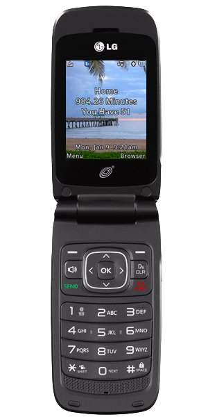 Tracfone LG235C Review