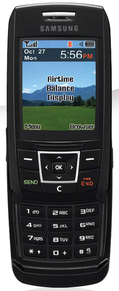 Tracfone Samsung T301 Cell phone