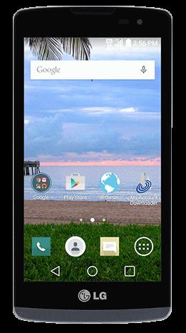 LG Sunset (LG-L33L)