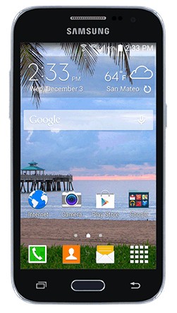 Straight Talk Samsung Galaxy Core Prime (S820L)