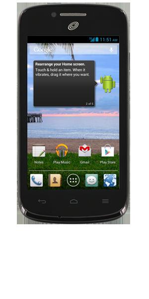 Straight Talk Hauwei Magna LTE