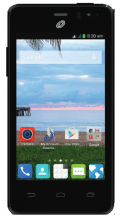 ZTE Paragon Z753G - Straight Talk