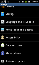 Android - Voice input and output