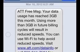 AT&T deception about Unlimited Data