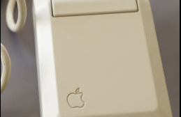 Apple Mouse IIc A2M4015 USA made