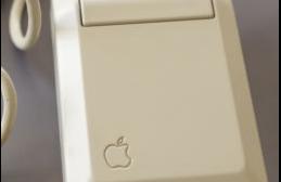 Apple Mouse IIc A2M4015 USA made