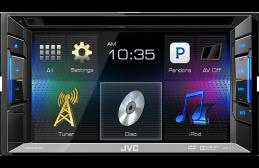 JVC Mobile Ships Four New Receivers From 2015 Model Lineup