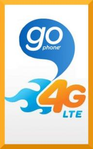 GoPhone LTE