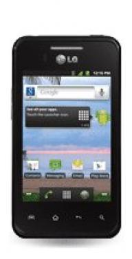 Straight Talk LG Optimus Quest