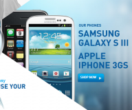 Straight Talk and Net10 get Samsung Galaxy S3‏ S960