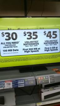 Straight Talk $35 Unlimited Plan
