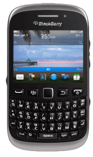 Straight Talk BlackBerry 9310